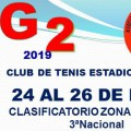 G2 Club de Tenis Estadio Nacional 2019des
